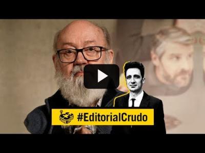 "Embedded thumbnail for Video: ""Cuerda que no es poco"" | #EditorialCrudo 632"