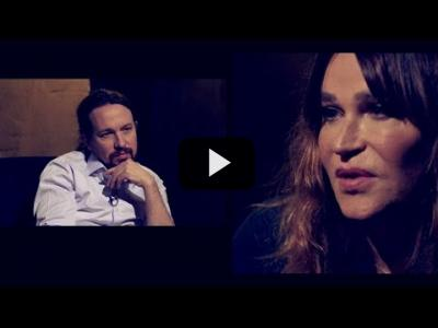 Embedded thumbnail for Video: Otra Vuelta de Tuerka - Pablo Iglesias con Antonia San Juan