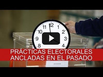 Embedded thumbnail for Video: Campañas en blanco y negro para unas elecciones del siglo XXI
