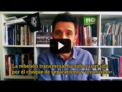 "Embedded thumbnail for Video: ""El 8M es el nuevo 15M"" por Javier Gallego Crudo - #428"