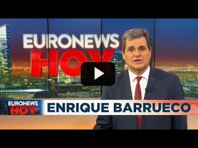 Embedded thumbnail for Video: Euronews Hoy | Las noticias del miércoles 19 de junio de 2019