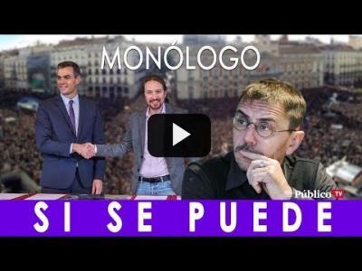 Embedded thumbnail for Video: #EnLaFrontera280 - Monólogo - Sí se puede