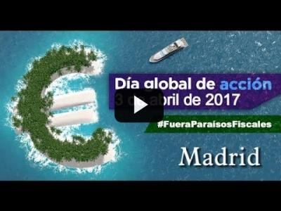 Embedded thumbnail for Video: Fuera Paraisos Fiscales