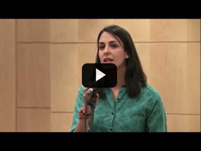Embedded thumbnail for Video: RITA MAESTRE (Podemos) valora la dimisión de ESPERANZA AGUIRRE (24/04/2017)