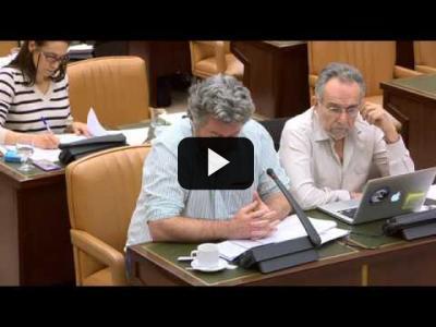 """Embedded thumbnail for Video: """"Para este gobierno el medioambiente es un obstáculo"""""""