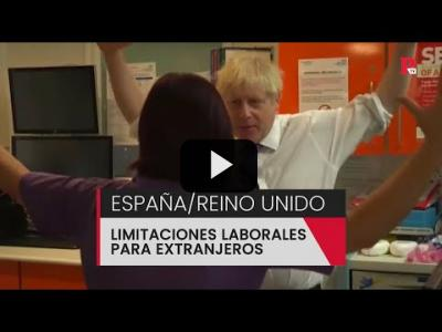 Embedded thumbnail for Video: Reino Unido presenta la reforma migratoria más dura en más de medio siglo
