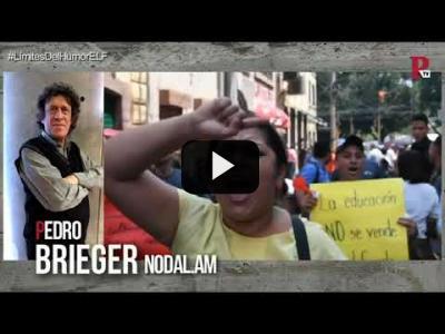 Embedded thumbnail for Video: #EnLaFrontera241 - Pedro Brieger y la situación en Honduras