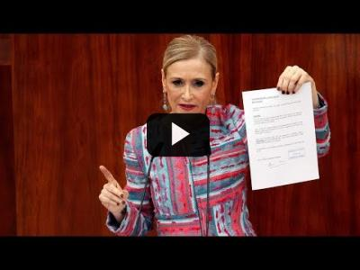 Embedded thumbnail for Video: MASTER CIFUENTES -  FIRMA FALSIFICADA de la Presidenta del Tribunal (05/04/2018)