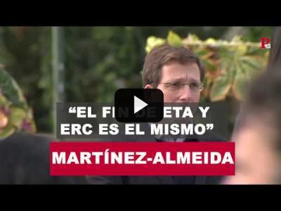 """Embedded thumbnail for Video: """"El fin de ETA y ERC es el mismo"""""""