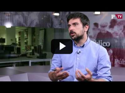 Embedded thumbnail for Video: Entrevista a Ramón Espinar