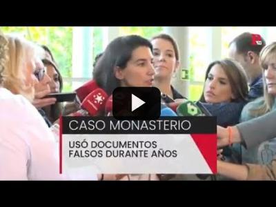 Embedded thumbnail for Video: Caso 'Monasterio': usó documentos falsos durante años