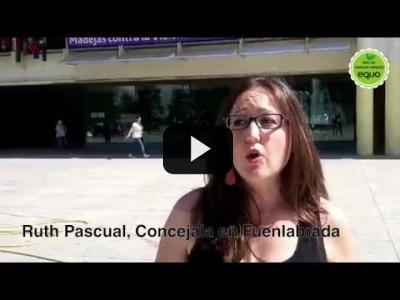 Embedded thumbnail for Video: Ruth Pascual, concejal en Fuenlabrada