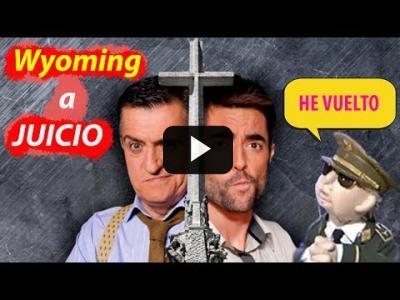 Embedded thumbnail for Video: Gran Wyoming y Dani Mateo - A JUICIO por el VALLE DE LOS CAIDOS (ENTREVISTA)