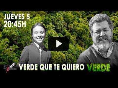 Embedded thumbnail for Video: #EnLaFrontera294 - Verde que te quiero verde: el momento del clima