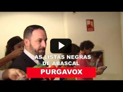 Embedded thumbnail for Video: 'Público' encabeza la lista de los medios vetados por Vox