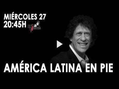 Embedded thumbnail for Video: América Latina en Pie - En La Frontera 27 de Noviembre de 2019