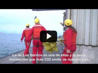 Embedded thumbnail for Video: ¡ACCIÓN! Desembarcamos en la central de carbón de Los Barrios