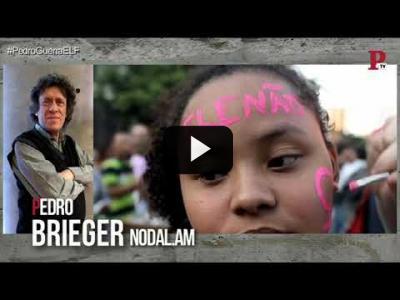 Embedded thumbnail for Video: #EnLaFrontera222 - Pedro Brieger y los problemas de Bolsonaro en Brasil