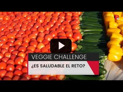 Embedded thumbnail for Video: Veggie challenge: ¿es saludable el reto?