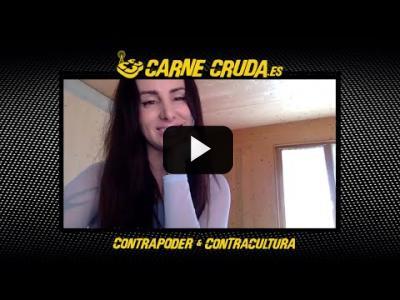 """Embedded thumbnail for Video: Mala Rodríguez: """"Son días raros, está saliendo la mierda a flote y solo la gente con fuerza luchará"""""""