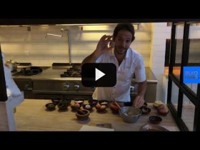 Embedded thumbnail for Video: Patatas con bacalo y chorizo: el plato de los astronautas en Marte, según concurso