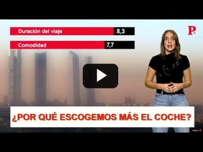 Embedded thumbnail for Video: Coche, autobús, avión, tren... ¿qué contamina más?