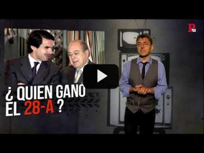 Embedded thumbnail for Video: #EnLaFrontera224 - ¿Quiénes son los ganadores y los perdedores de las Elecciones Generales?
