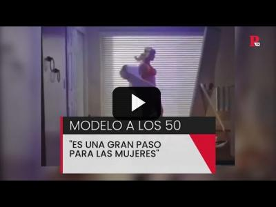 Embedded thumbnail for Video: Kathy Jacobs, modelo a los 56