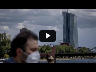 Embedded thumbnail for Video: La crisis del coronavirus sacude el crecimiento y el empleo en la Unión Europea