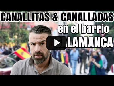 """Embedded thumbnail for Video: No los llaméis """"insolidarios"""" o """"egoístas"""": en el barrio #Salamanca también tienen sus dramitas."""