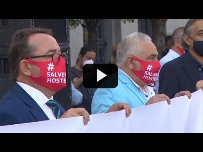 Embedded thumbnail for Video: La hostelería española clama por su supervivencia