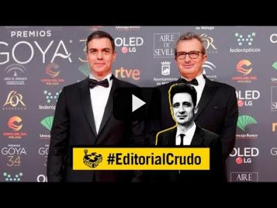 "Embedded thumbnail for Video: ""Dolor y gloria en la guerra infinita"" | #EditorialCrudo 628"