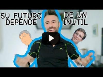 Embedded thumbnail for Video: Tranquilos, niños: ¡vuestro futuro depende del gran intelecto de José Luis Almeida!