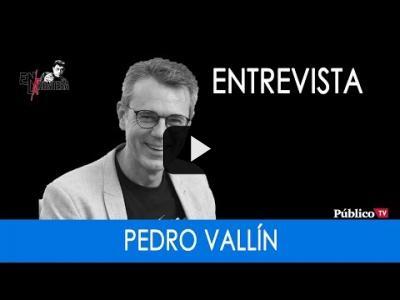 Embedded thumbnail for Video: #EnLaFrontera280 - Entrevista a Pedro Vallín