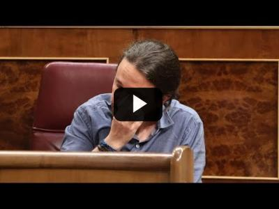 Embedded thumbnail for Video: PABLO IGLESIAS rompe a LLORAR tras relatar las TORTURAS de BILLY EL NIÑO (30/05/2018)