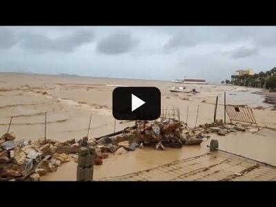 Embedded thumbnail for Video: GOTA FRÍA | La DANA se ceba con MURCIA durante la cumbre de la COP25