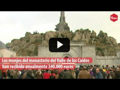 Embedded thumbnail for Video: Píldora Tuerka -El Valle de los Caídos