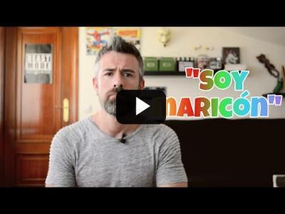 """Embedded thumbnail for Video: Da igual quién seas, lo que hagas. Algunos cavernícolas te reducirán a """"maricón"""""""