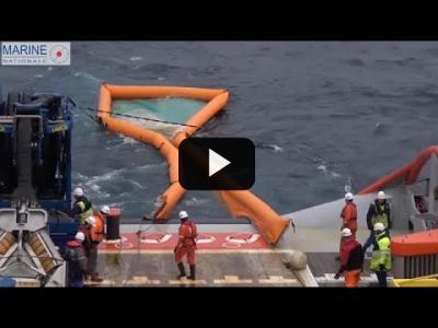 Embedded thumbnail for Video: Francia y España trabajan conjuntamente contra el vertido del 'Grande América'