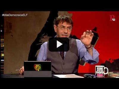 Embedded thumbnail for Video: #EnLaFrontera221 - Fernando Villena, Teresa y los problemas de los madrileños