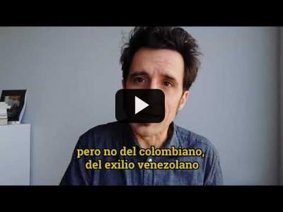 "Embedded thumbnail for Video: ""Una solución pacífica para Venezuela"" | Artículo Crudo #510"