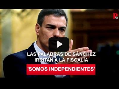 Embedded thumbnail for Video: Los fiscales contra Sánchez