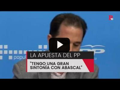 Embedded thumbnail for Video: Carlos Iturgaiz, la apuesta del PP en el País Vasco