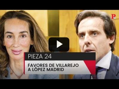 Embedded thumbnail for Video: Los favores de Villarejo a López Madrid