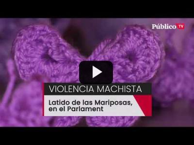 Embedded thumbnail for Video: El Latido de las Mariposas estará en el Parlament