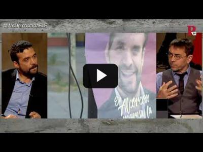 Embedded thumbnail for Video: #EnLaFrontera221 - Entrevista a Jesús Santos, candidato a la alcaldía de Alcorcón