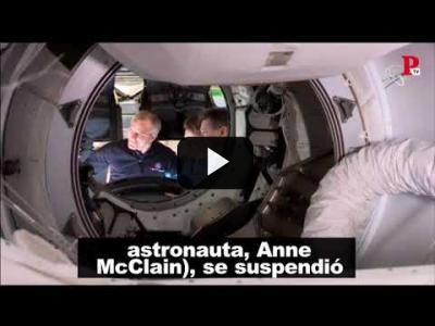 Embedded thumbnail for Video: Pioneras espaciales: primera misión realizada solo por mujeres