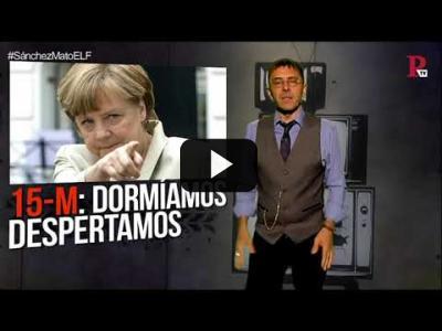 Embedded thumbnail for Video: #EnLaFrontera220 - Desmontando el 15M