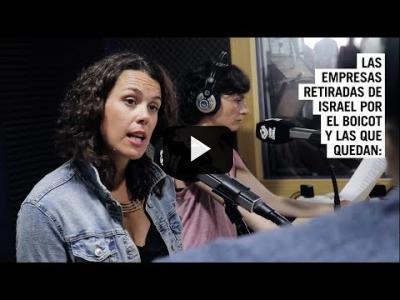Embedded thumbnail for Video: Las empresas retiradas de Israel por el BDS y las que siguen | Carne Cruda #551