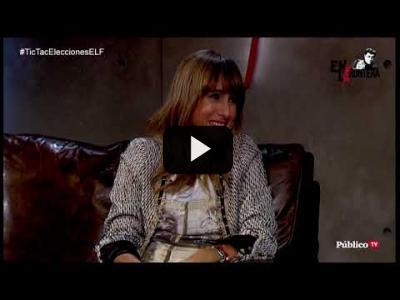 Embedded thumbnail for Video: #EnLaFrontera246 - Entrevista a Ana Pardo de Vera